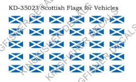 Scottish Flags for Vehicles